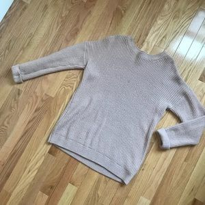 Forever 21 Blush Sweater